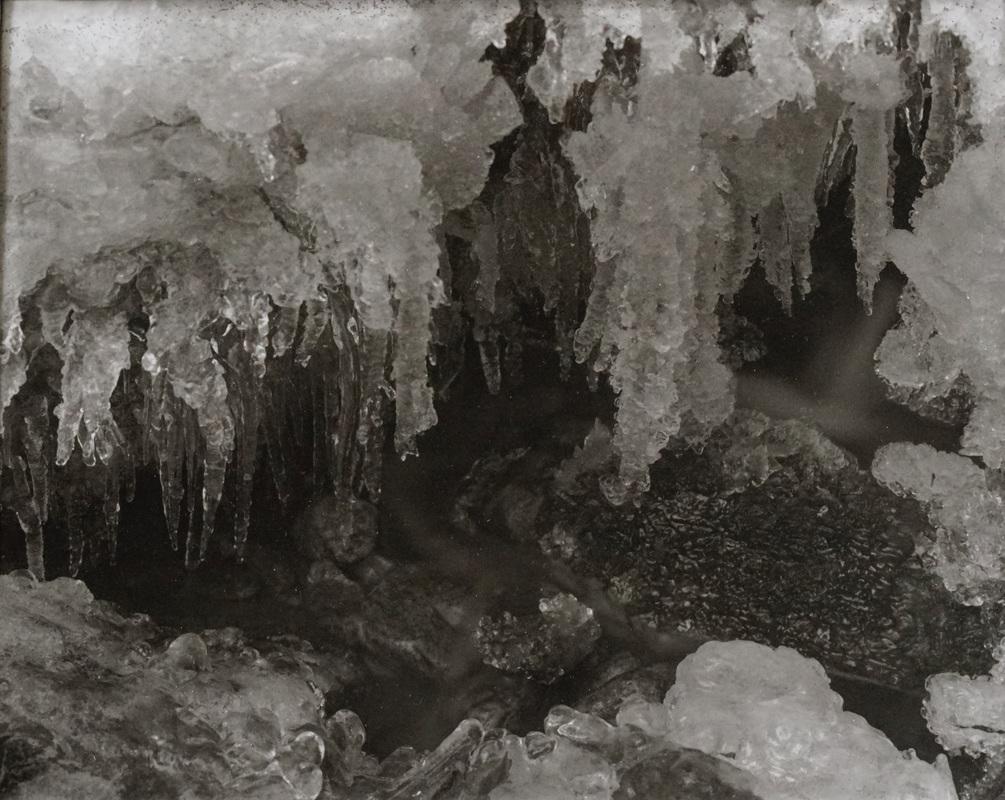 Bridalveil Creek Ice Dance