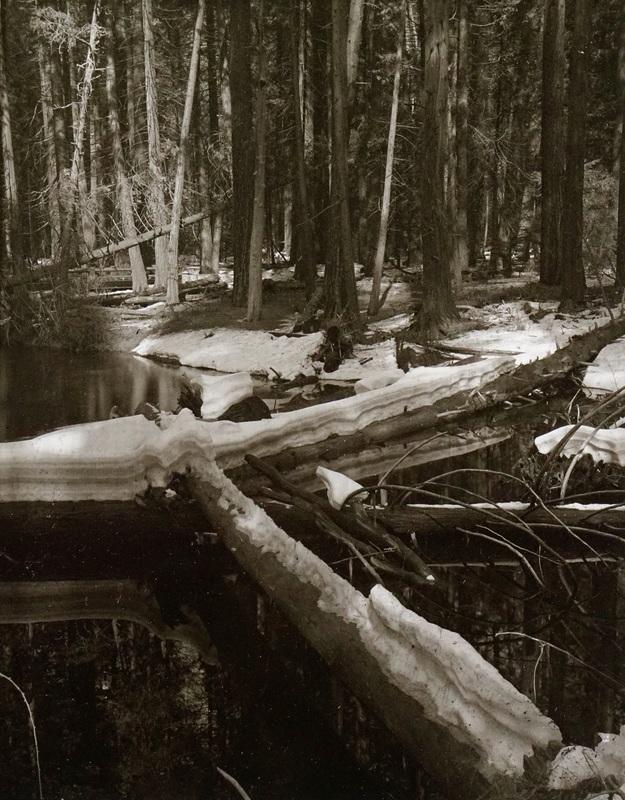 Yosemite Creek, Winter