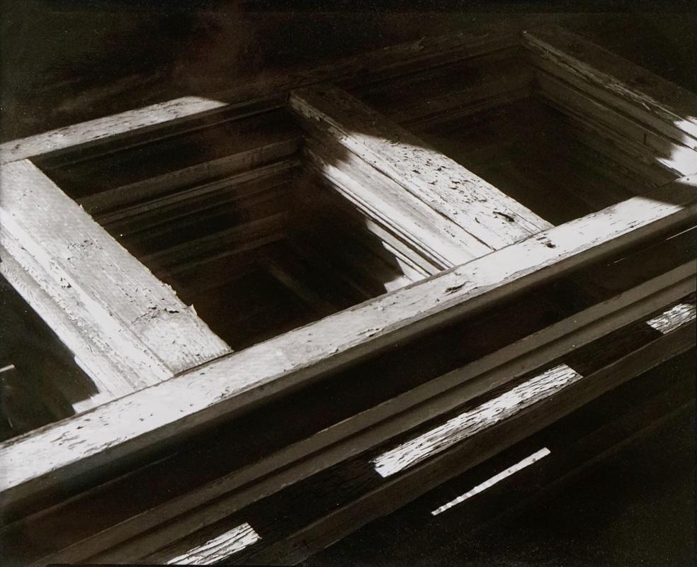 395 Window Frames, Eastern Sierra California.